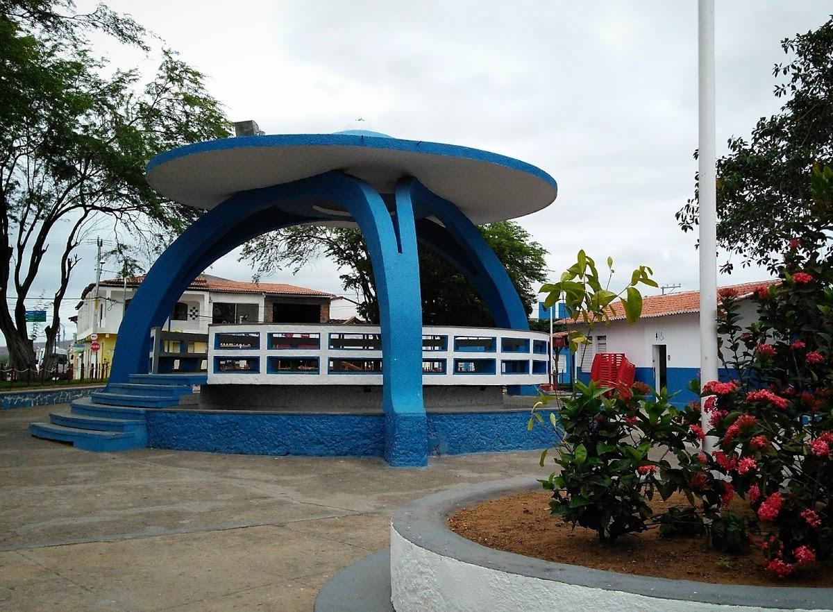 Praça de Boa Vista do Tupim