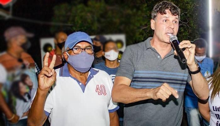 Juiz impediu a caminhada de João Filho