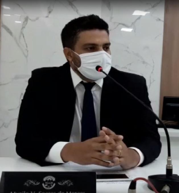 Dr. Murilo comemora a sanção da Lei
